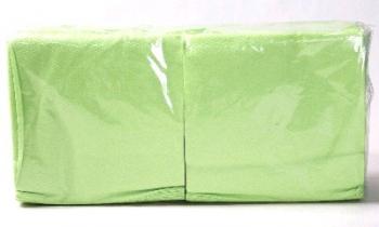 Lime Plain Serviette (1 Ply 200 pce)