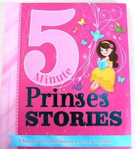 5 Minute Prinses Stories Boek
