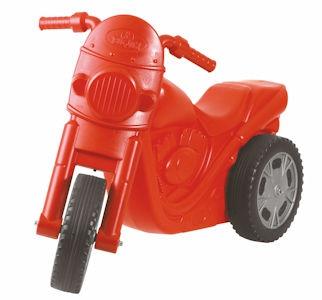 Big Jim Scooter Fun Red