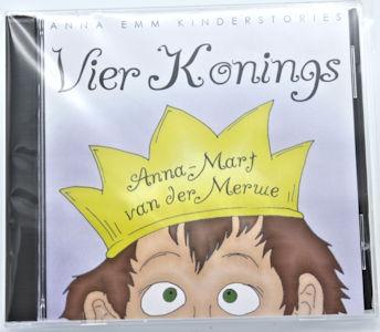 Annaemm Audio CD Vier Konings 3-9 jr