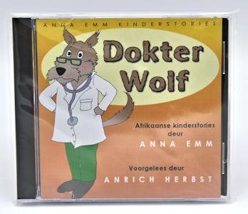 Annaemm Audio CD Dokter Wolf 3-9 jr