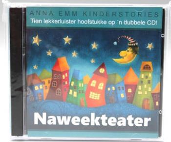Annaemm Audio CD Naweekteater 3-9 jr