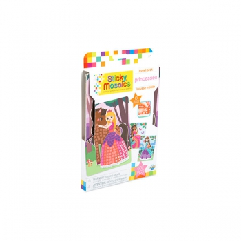 Sticky Mosaics Travel Pack Princess