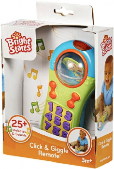 Bright Start Click and Giggle Remote