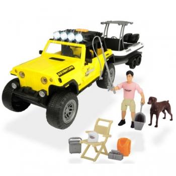 Dickie Toys Playlife Fishing Set