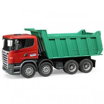 Bruder Scania R-series Tipper Dump Truck