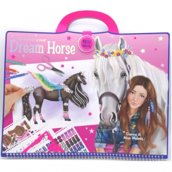 Top Model Create Your Dream Horse Book