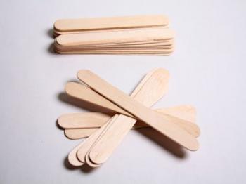 Wood Tongue Spatula (100)