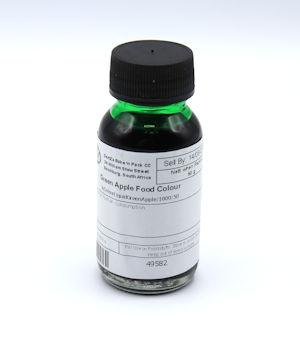 Liquid Apple Green Food Colour (50 g)