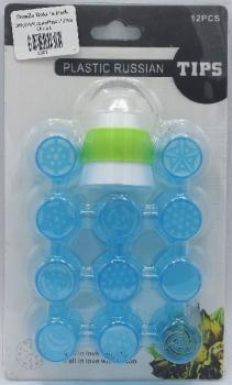 Plastic Russian Nozzles (12)