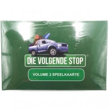 Die Volgende Stop Bordspel Volume 2 Kaarte