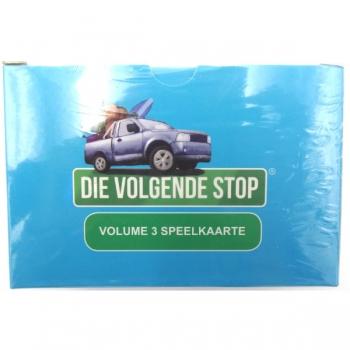 Die Volgende Stop Bordspel Volume 3 Kaarte