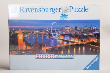 Ravensburger Puzzles 1000Pce London At Night