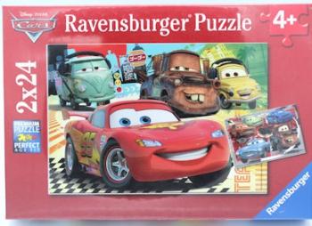 Ravensburger Puzzles 2x24Pce New Adventure