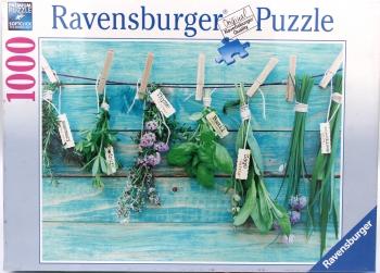 Ravensburger Puzzles 1000Pce Herb Garden
