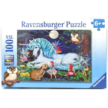 Ravensburger Puzzles 100Pce Enchanted Forest