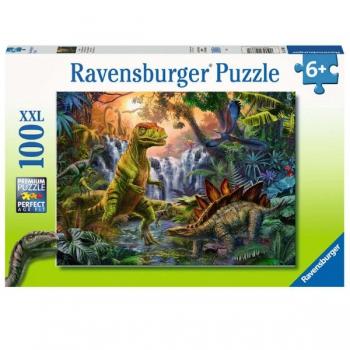 Ravensburger Puzzles 100Pce Dinosaurs Oasis