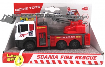 Dickie Toys Scania Fire Rescue Asstd
