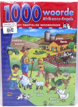 1000 Woorde Afrikaans - Engels