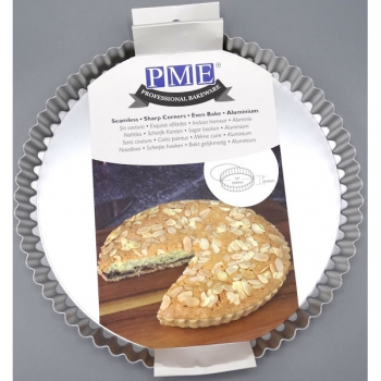 PME Flan Quiche Pans Loose Bottom 10Inch (1)