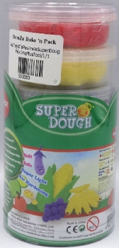 Paulinda Super Dough 6x14g plus Crafting Tool