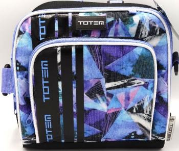 Totem Kids School Lunch Bag Burst Purple