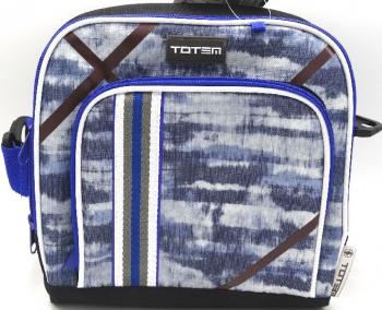 Totem Kids School Lunch Bag Instinct Black/Navy