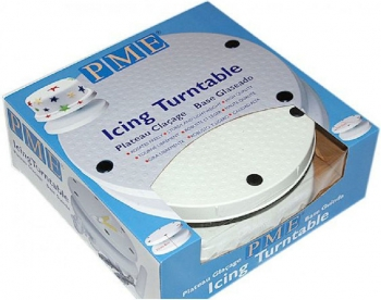 PME Icing Turntable 80x230mm