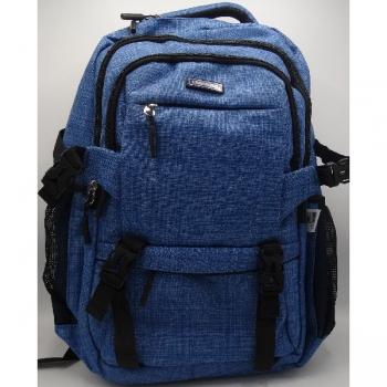 Edison School Bags Large Blue