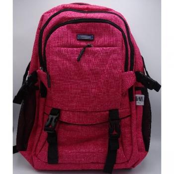 Edison School Bags Large Pink