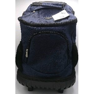 Trolley School Bags Large Round Base Blue