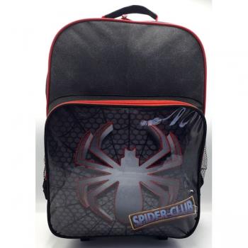 School Mate Bags Trolley Preschool Spider