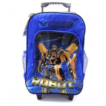 School Mate Bags Trolley Preschool Robot