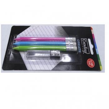 Croxley CREATE 3 Clutch Pencil + 0.7mm Lead