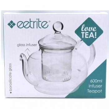 Eetrite Glass Tea Infuser 600ml