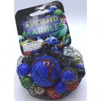 Marbles Assorted 500 gram