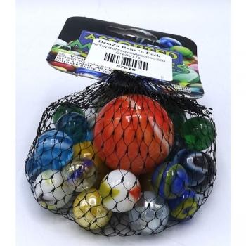 Marbles Assorted 220 gram