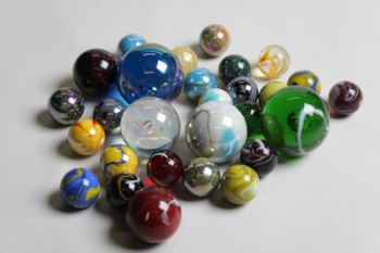 Marbles Assorted (1Kg)