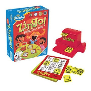 Zingo Board Game