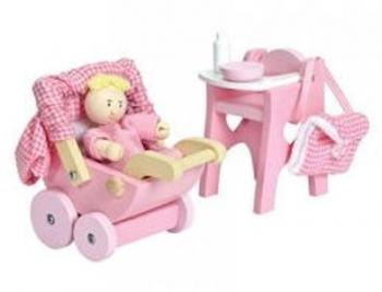 Le Toy Van Nursery Set