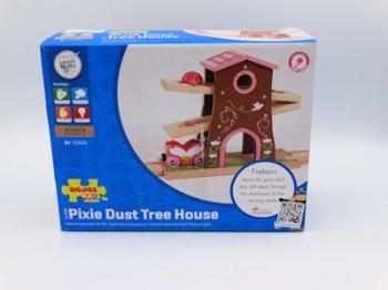 Bigjigs Pixie Dust Tree House