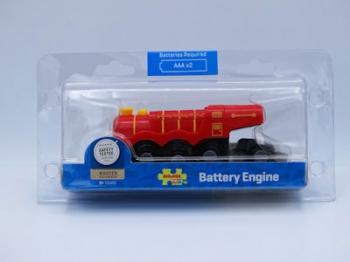 Bigjigs Rail Battery Operated Steam Enjine