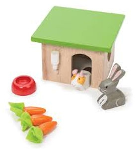 Le Toy Van Bunny & Guinea