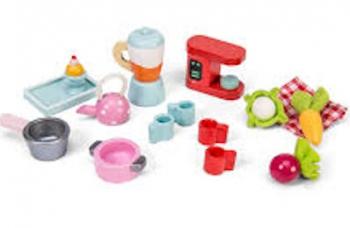 Le Toy Van Tea-Time Accessory Set