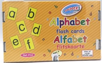 Alfabet Flitskaarte / Alphabet Flashcards