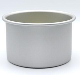 PME Round Cake Tin 6x4 Inch (152x102mm))