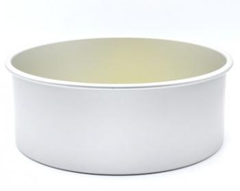 PME Round Cake Tin 10x4 Inch (254x102mm)