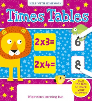 Answer & Reveal - Time Tables