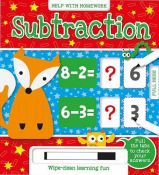 Answer & Reveal - Subtraction