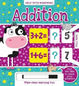 Answer & Reveal - Addition